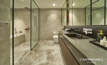 canninghill piers master bathroom
