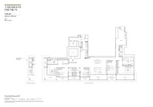 canninghill piers 5 bedroom premium 2788sqft floorplan